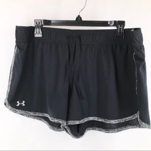 Under Armour Black Sport Workout Shorts NWT